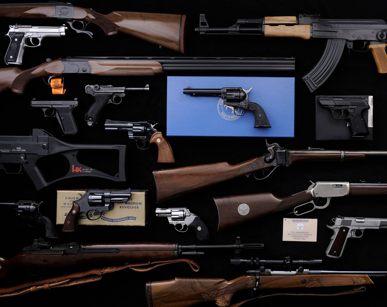 Arms & Accessories Day Auction